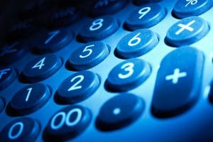 DR Service Infrastructure TCO Calculator
