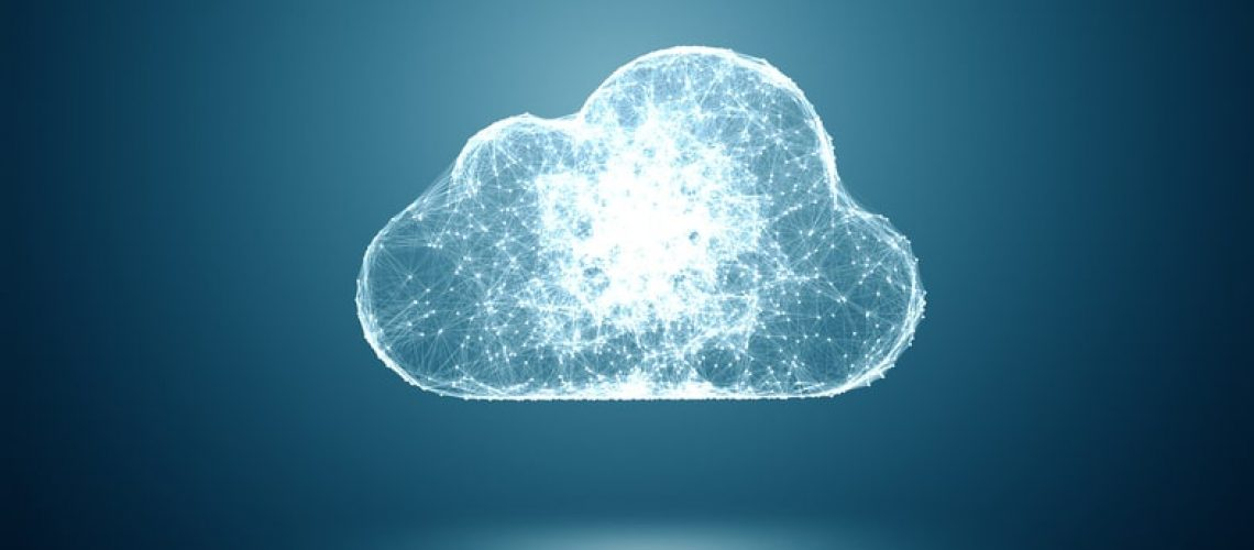 cloud storage, network conception from a plurality of hosts and communications